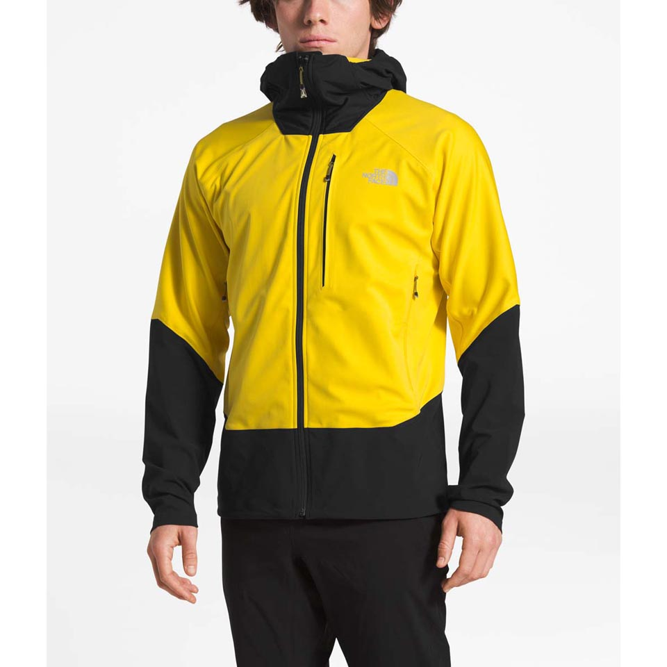 d6586c4d The North Face Men's Summit L4 Windstopper Soft Shell Hoodie