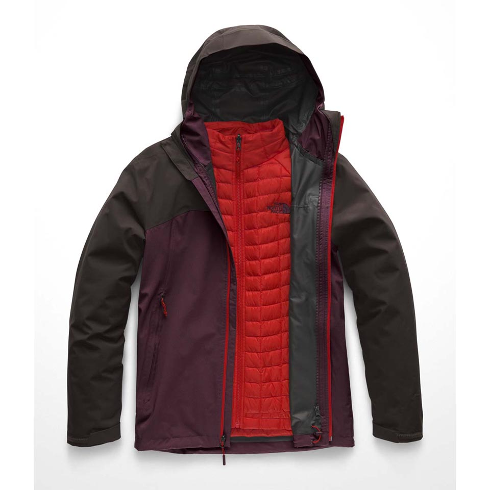 532567873 The North Face Men's ThermoBall Triclimate Jacket