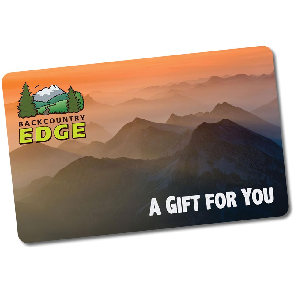 Backcountry Edge Gift Cards