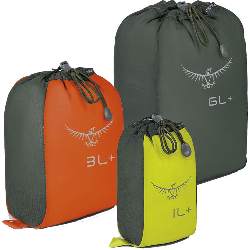 Ultralight Stretch Stuff Sack Set