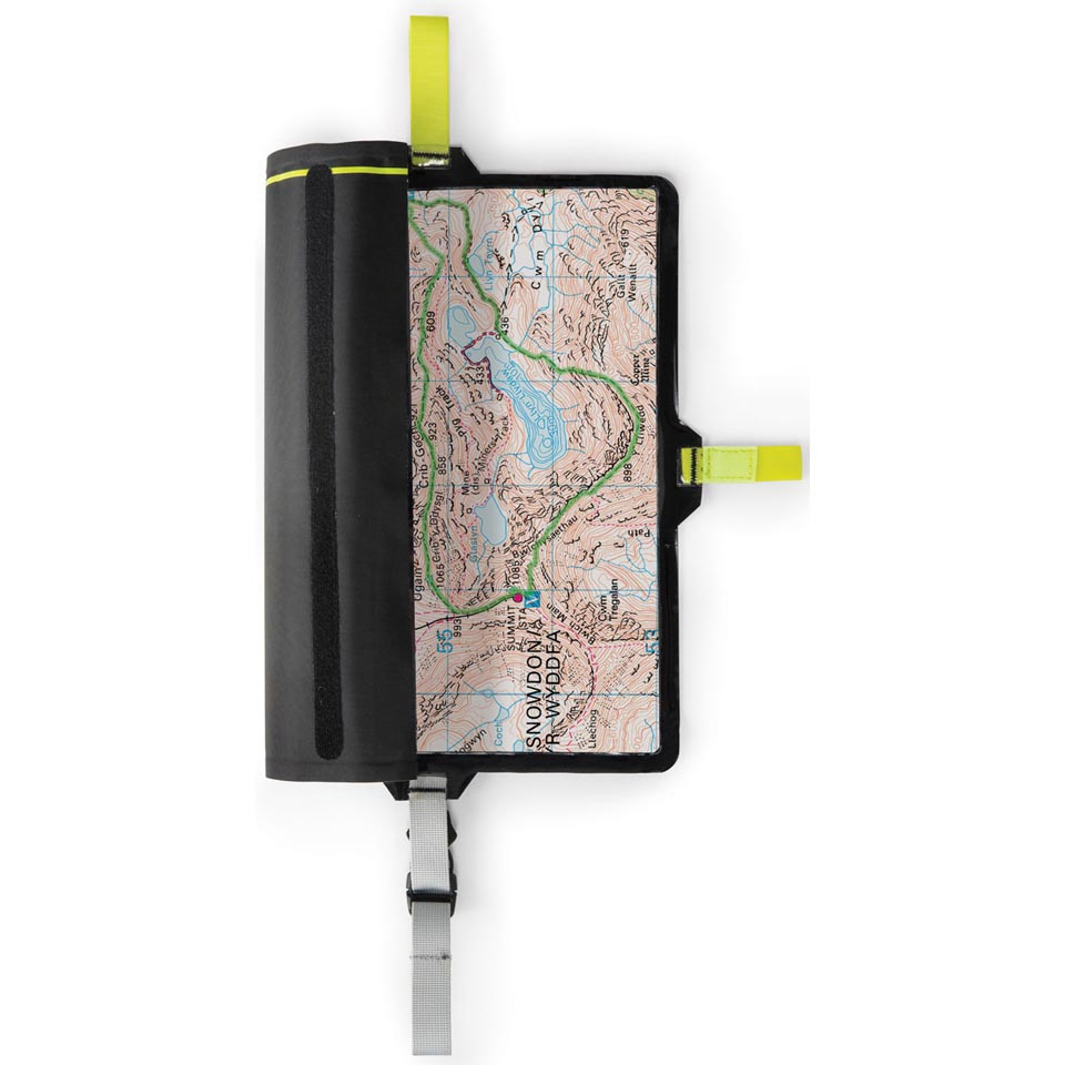 Ultralight Map Wrap