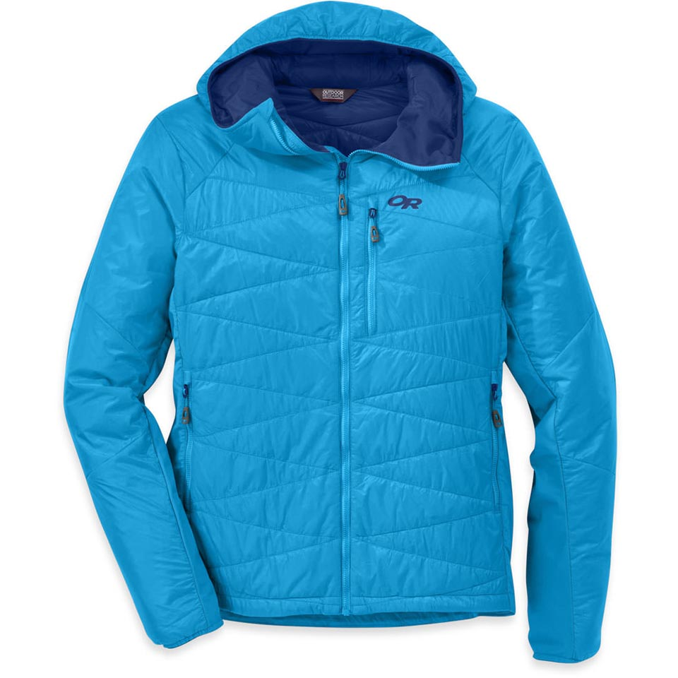 Men's Cathode Hooded Jacket (2016)