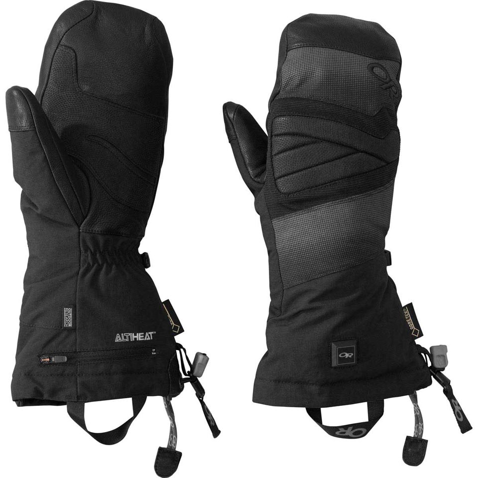 Lucent Heated Mitts