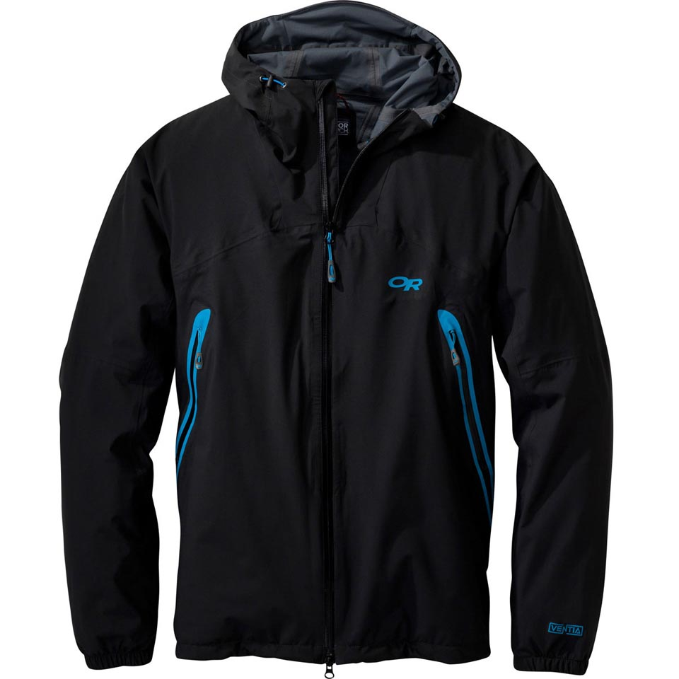 Outdoor Research Men's Allout Hooded Jacket | Backcountry Edge