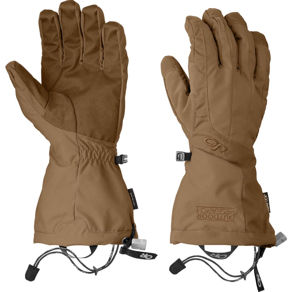 Men's Arete Gloves CLEARANCE