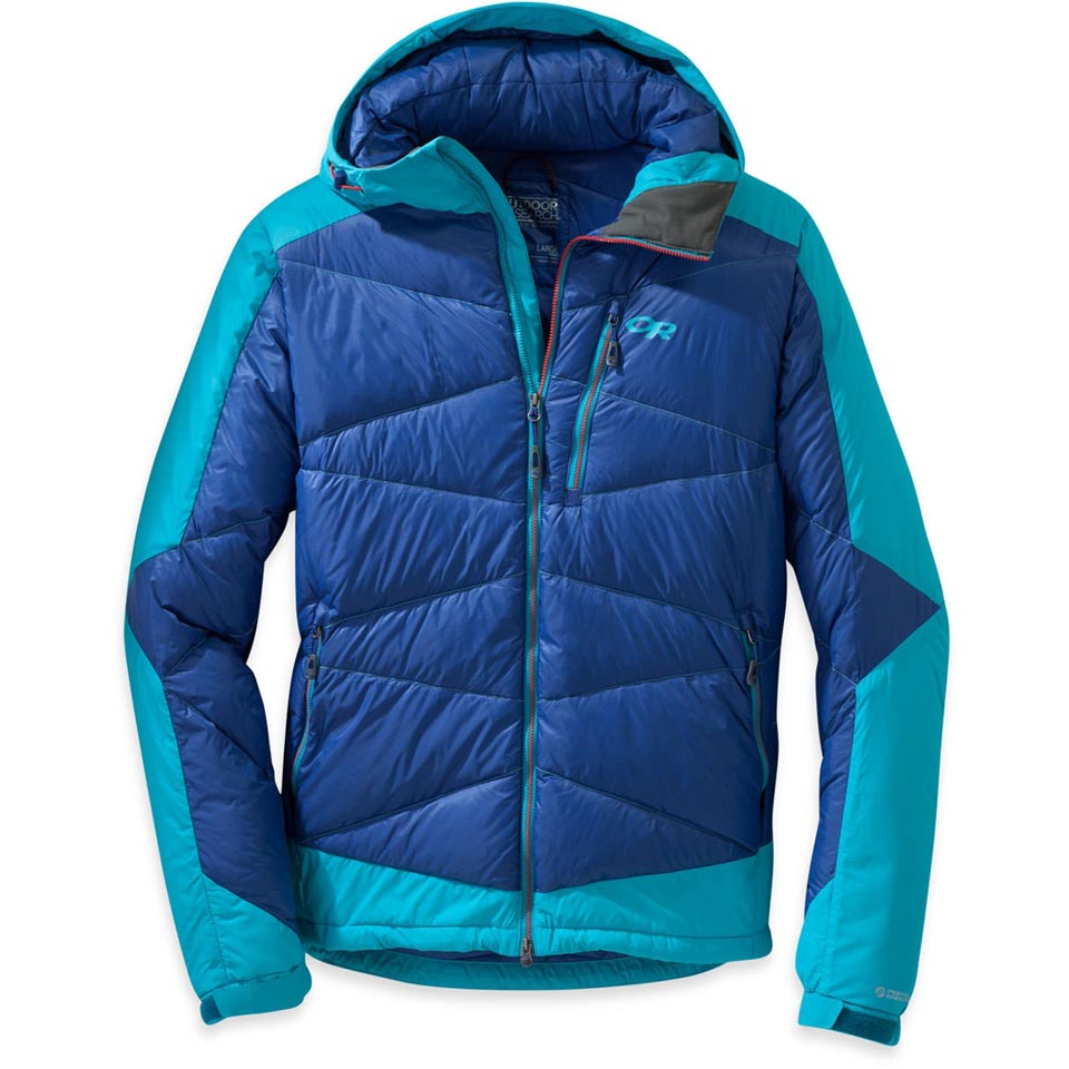 Men's Diode Hooded Jacket CLEARANCE