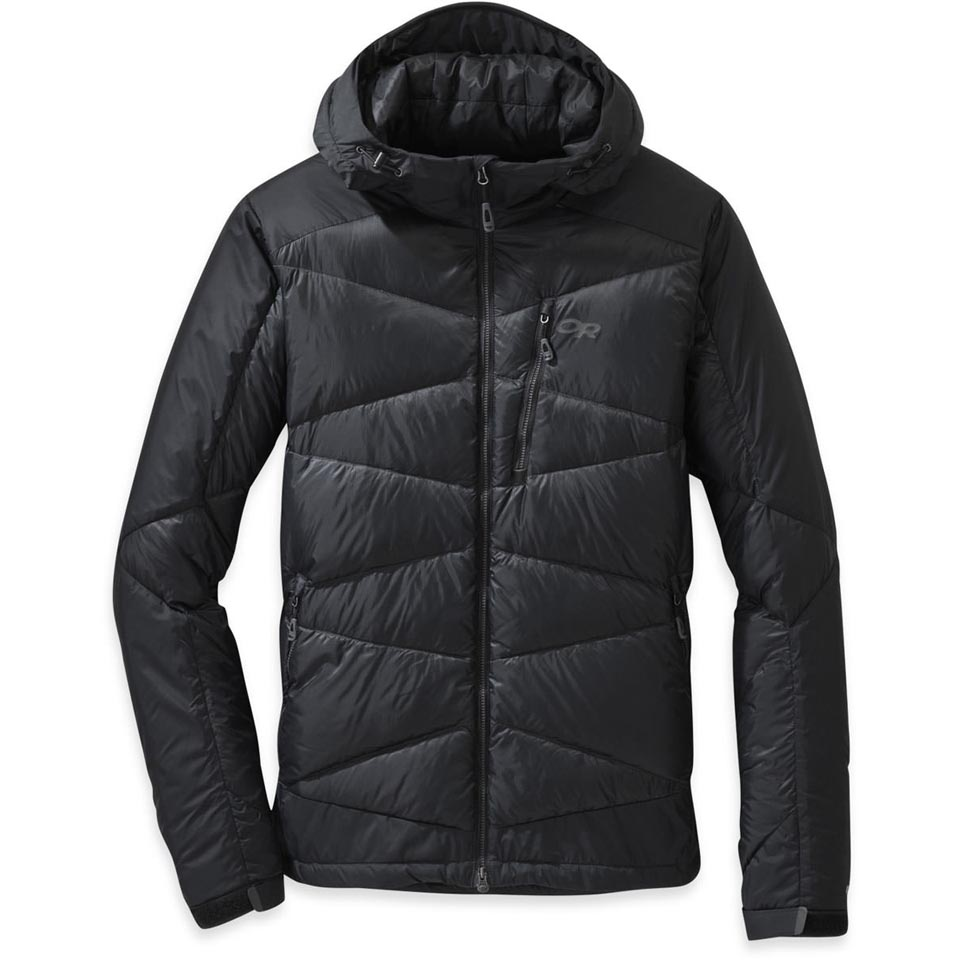 Men's Diode Hooded Jacket