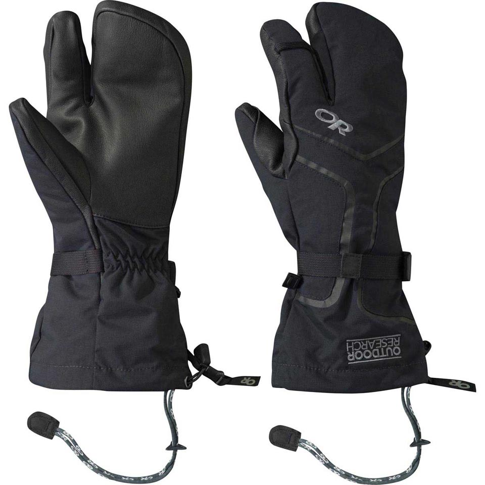 Men's Highcamp 3-Finger Gloves