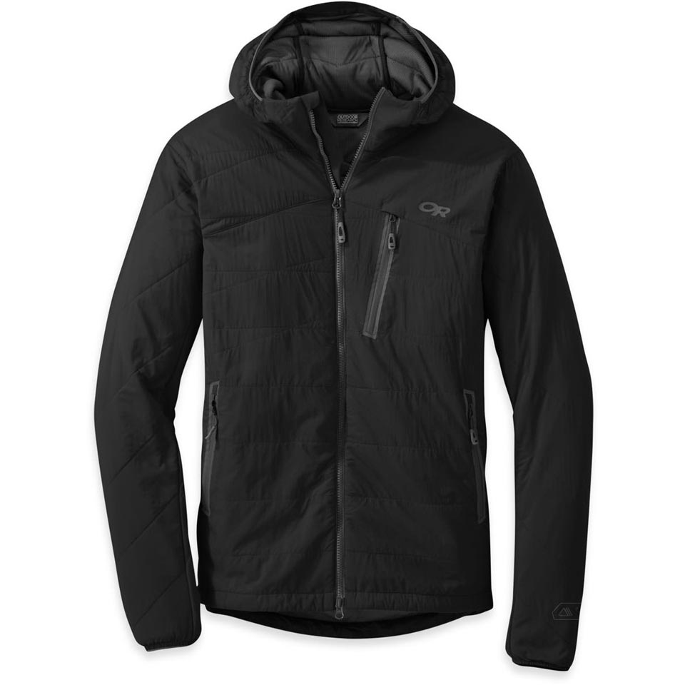 Men's Uberlayer Hooded Jacket