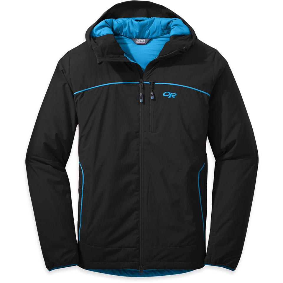 Razoredge Hooded Jacket