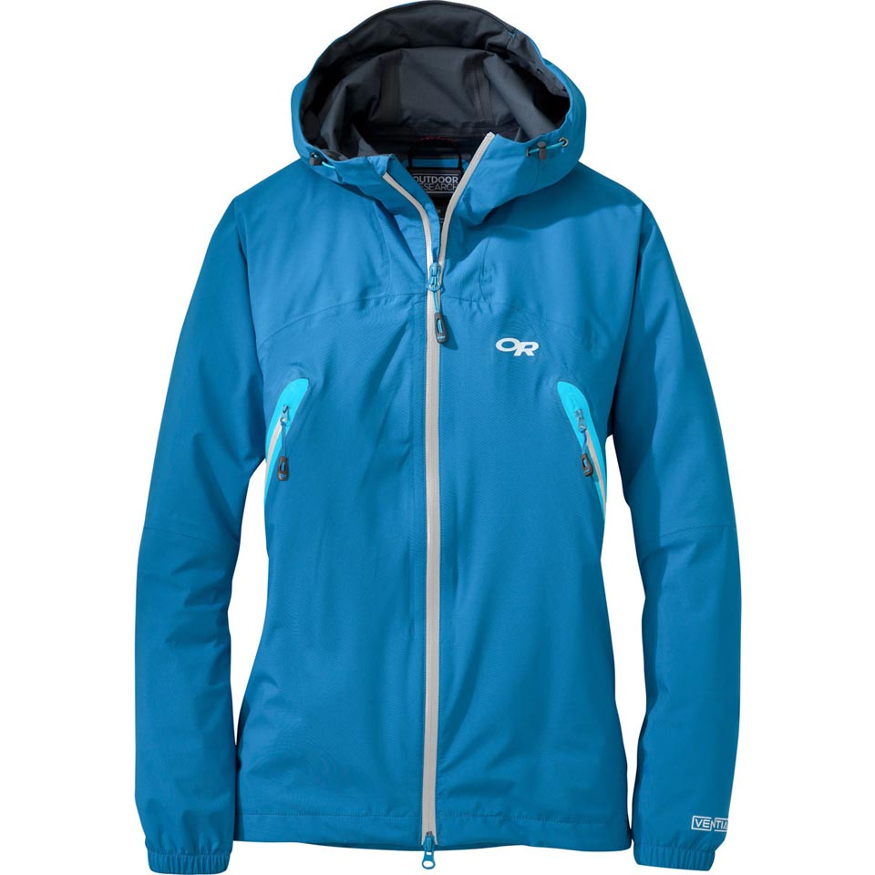 Women's Allout Hooded Jacket