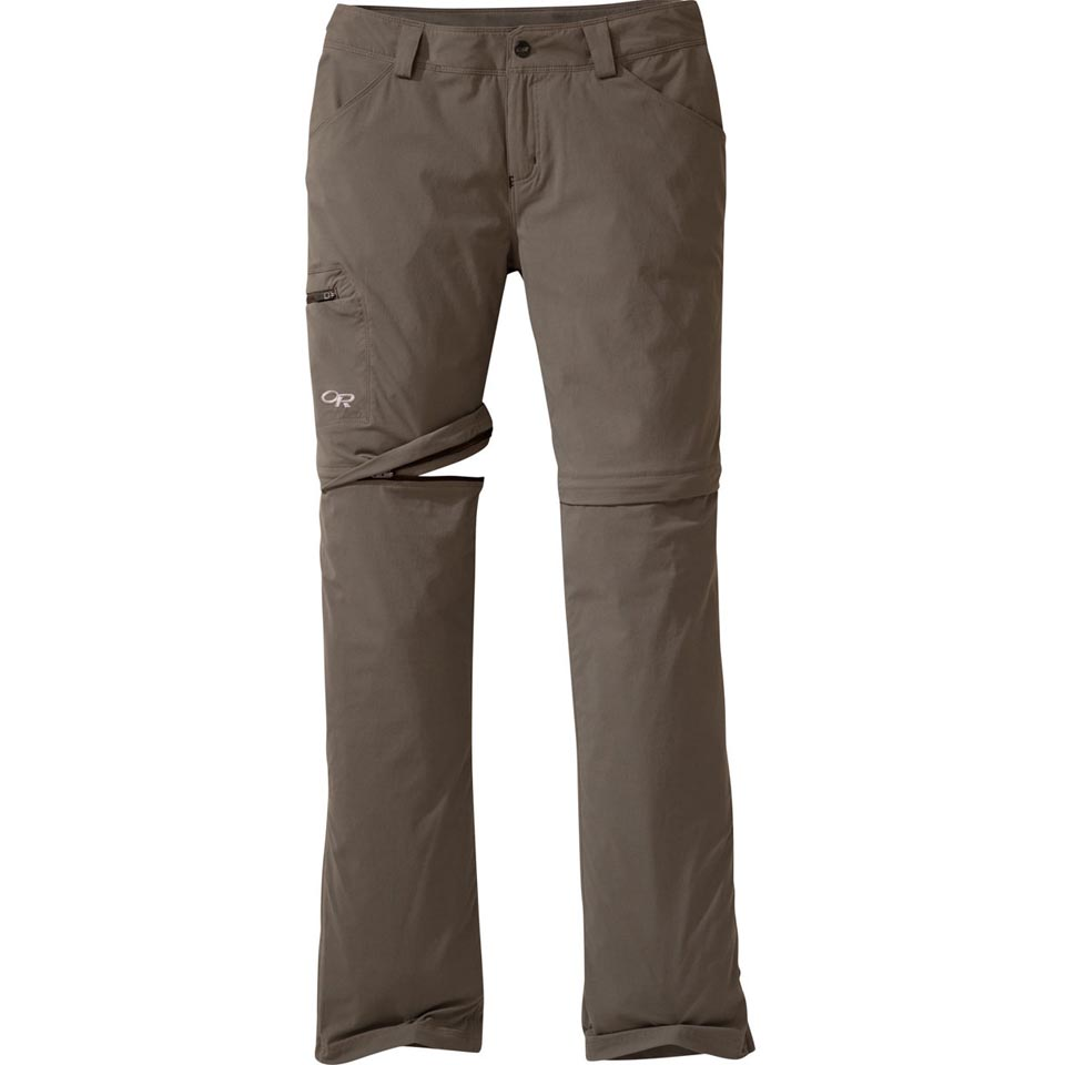 To convert men's pants sizes to women's, subtract 21 inches from the waist measurement of the men's pants. For example, men's pants with a inch waist would be approximately a women's size The inseam, typically the second measurement in men's pants sizes, will remain the same for women.
