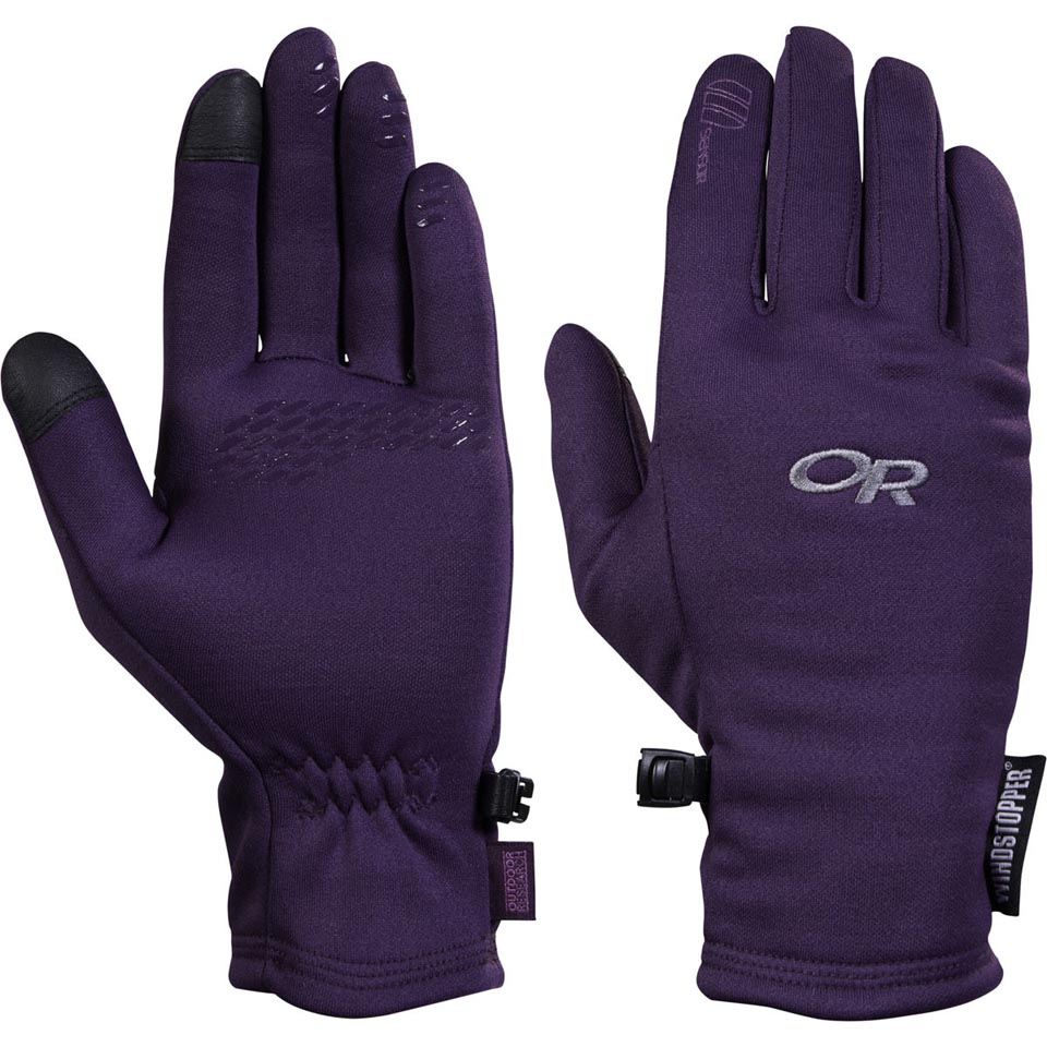 Women's Backstop Sensor Gloves CLEARANCE