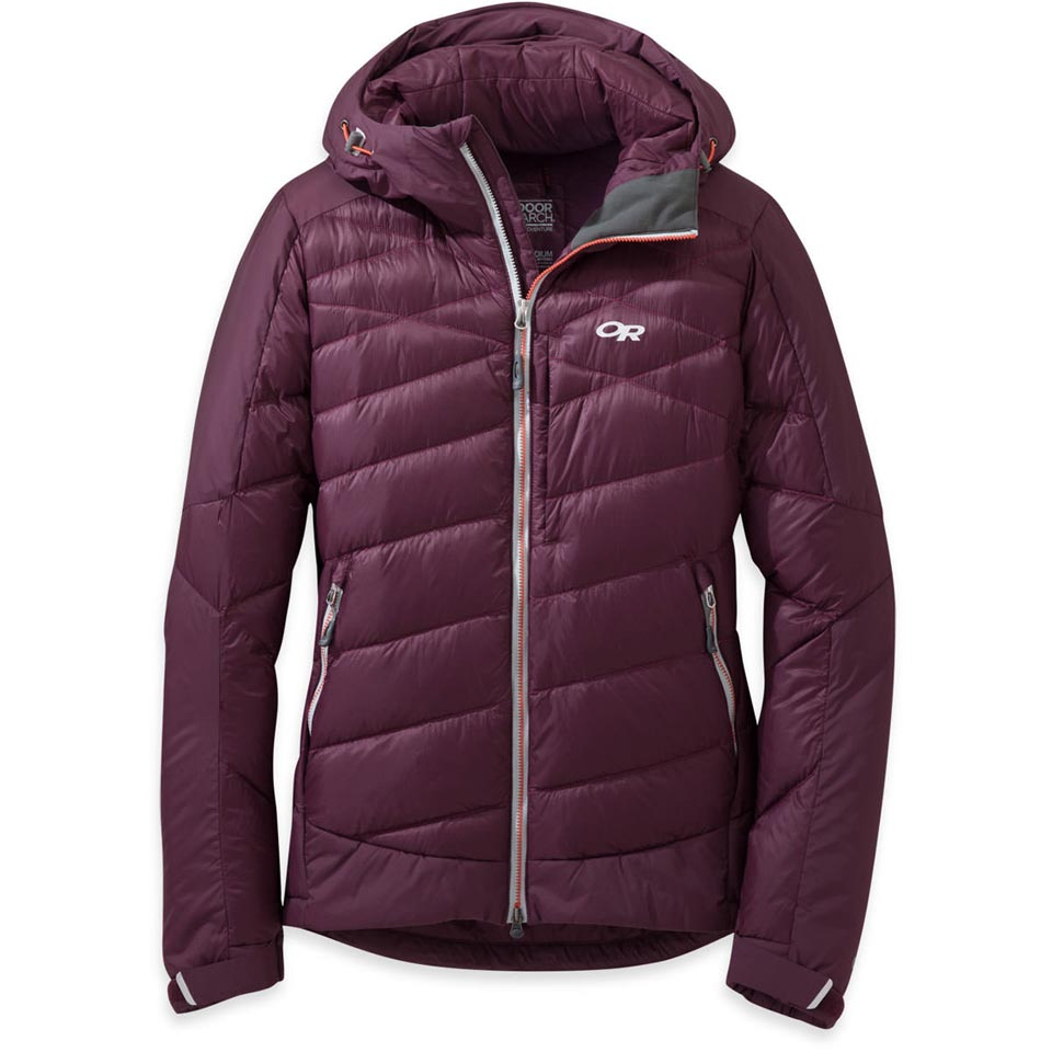 Women's Diode Hooded Jacket