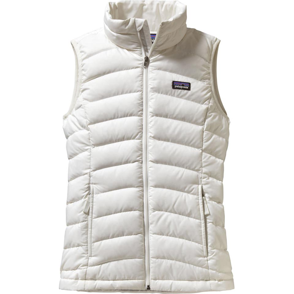 Girls' Down Sweater Vest CLEARANCE