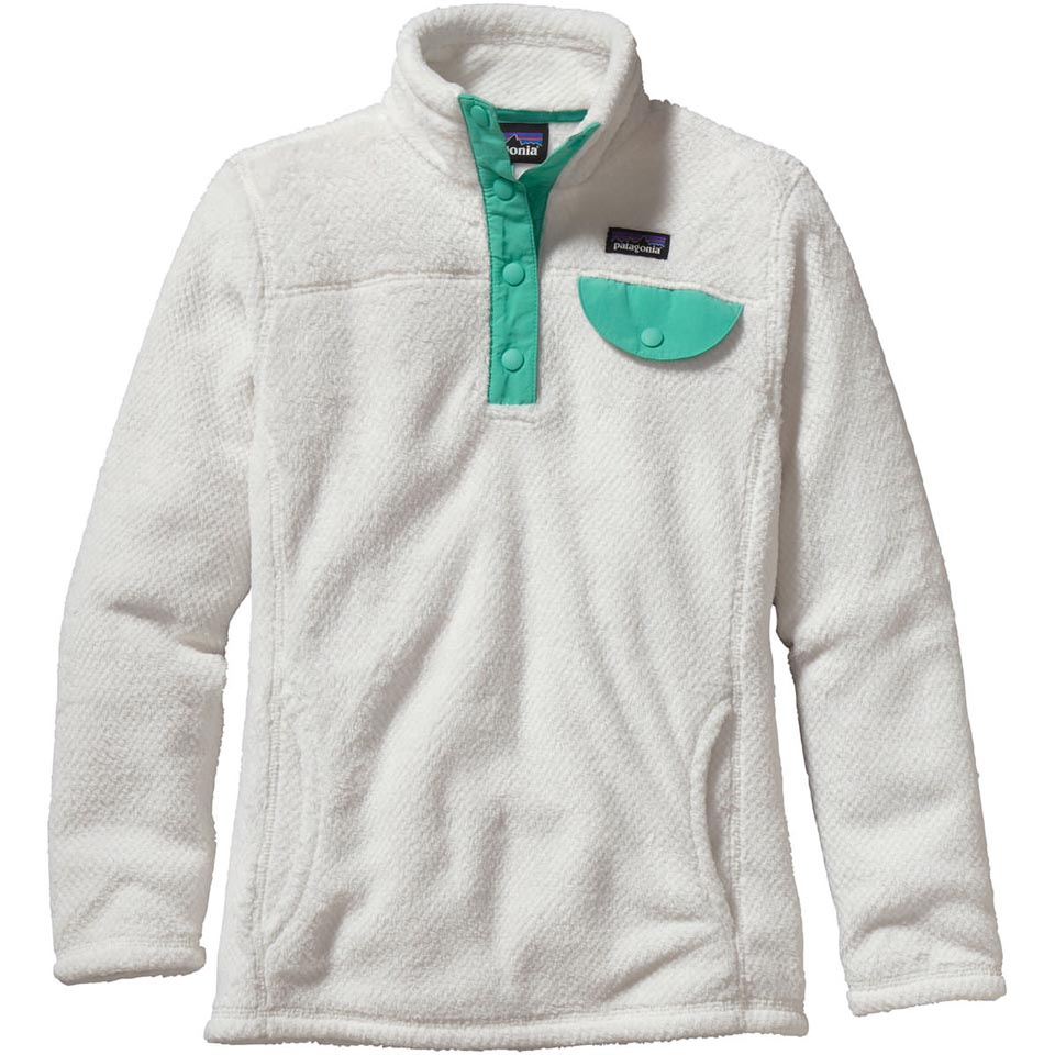 Patagonia Girls Re Tool Snap T Pullover Close Out
