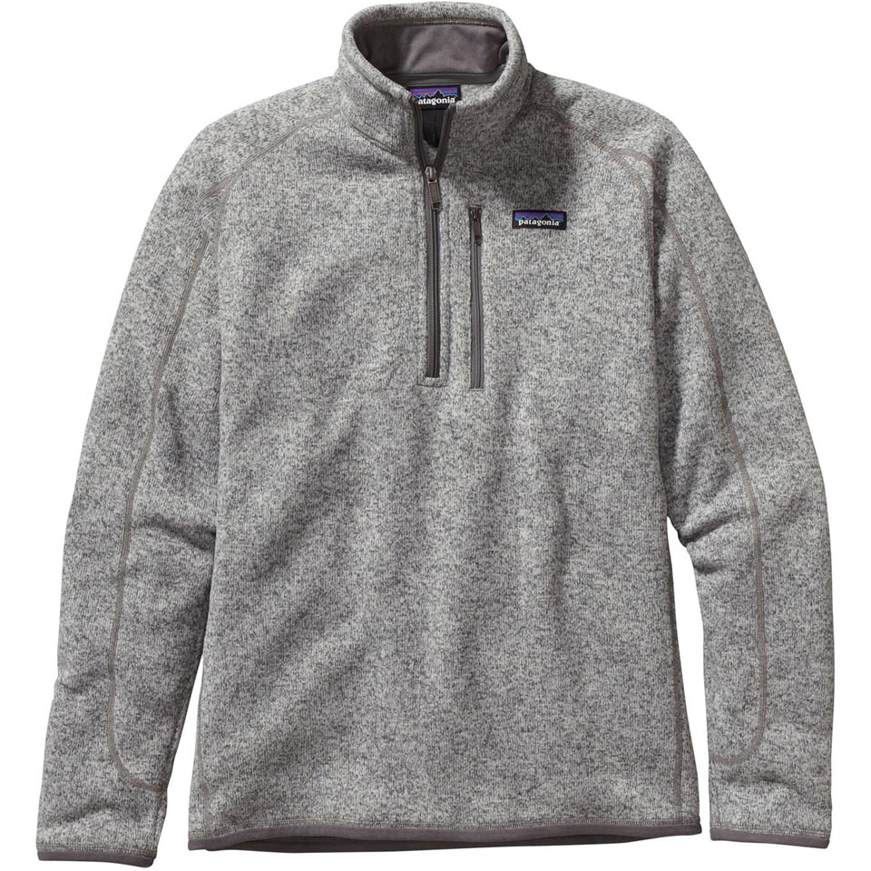 Men's Better Sweater 1/4 Zip (2015)