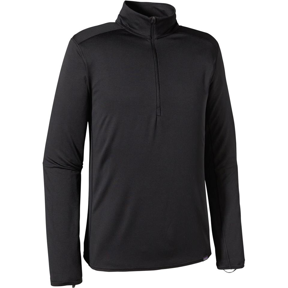 Men's Capilene Midweight Zip-Neck