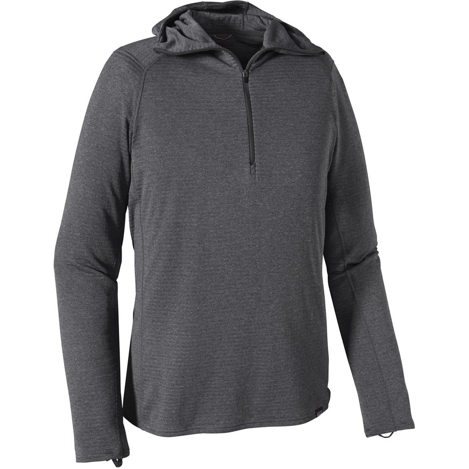 Men's Capilene Thermal Weight Zip-Neck Hoody