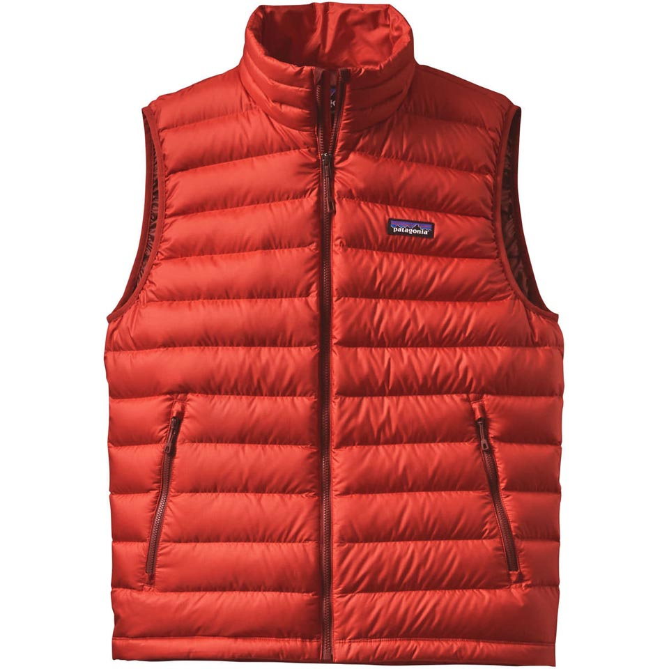 Men's Down Sweater Vest CLEARANCE
