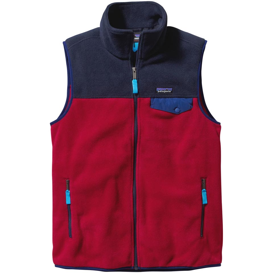 Men's Lightweight Synchilla Snap-T Vest CLEARANCE
