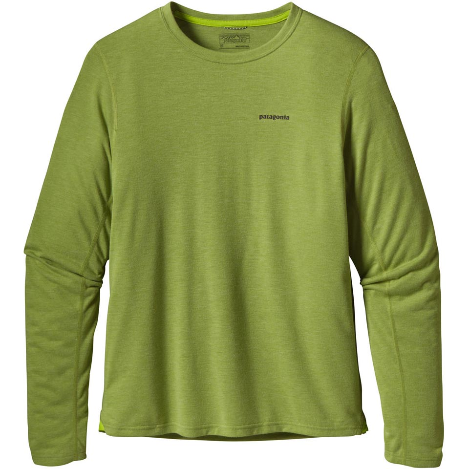 Men's Long-Sleeved Nine Trails Shirt CLEARANCE