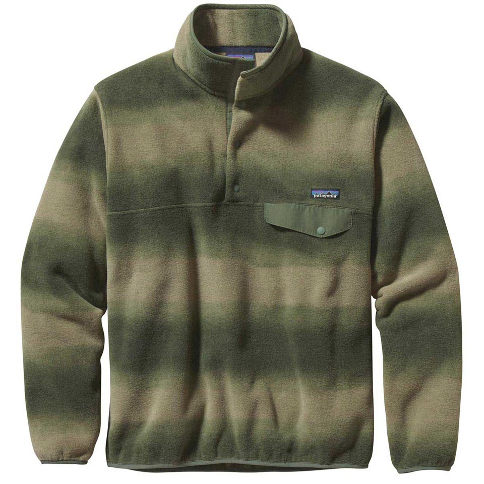 Men's Lightweight Synchilla Snap-T Pullover CLEARANCE