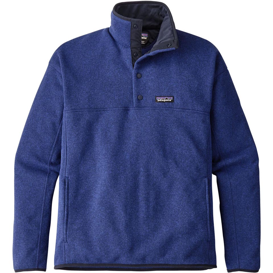 Men's Lightweight Better Sweater Marsupial P/O