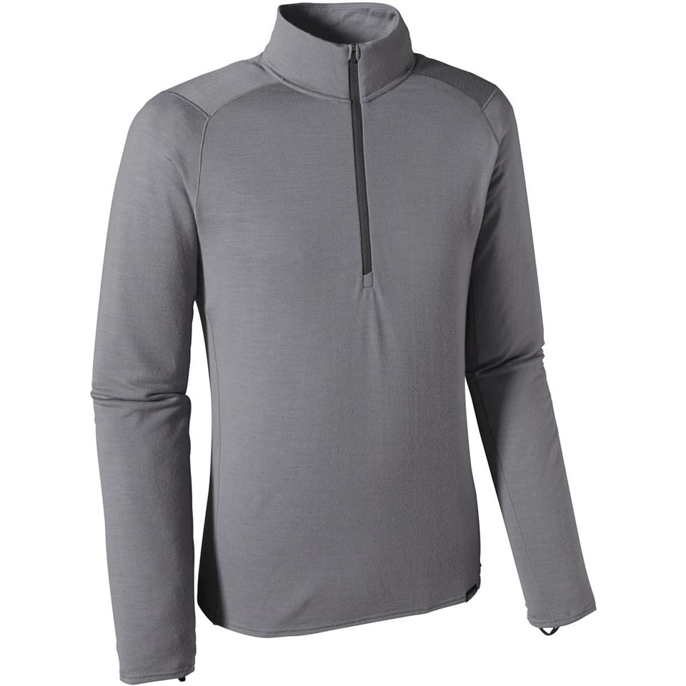 Men's Merino Thermal Weight Zip-Neck (2015)