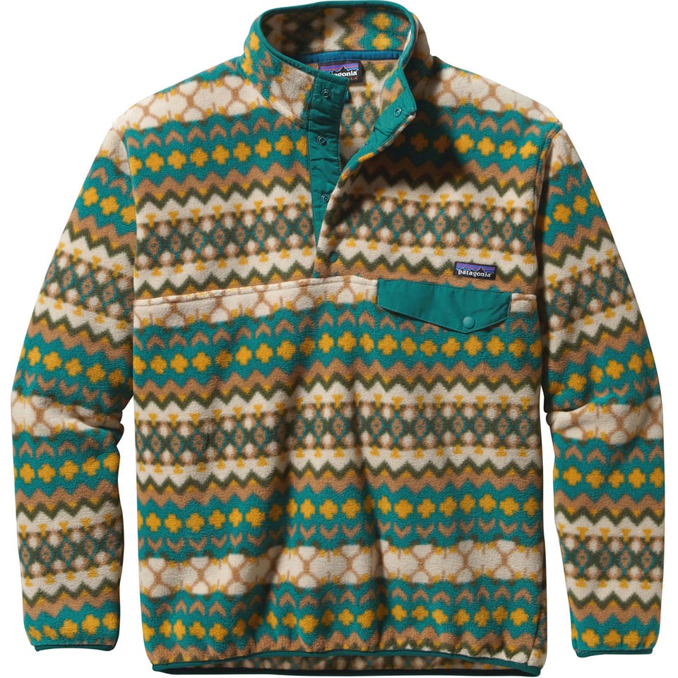 Men's Synchilla Snap-T Pullover CLEARANCE