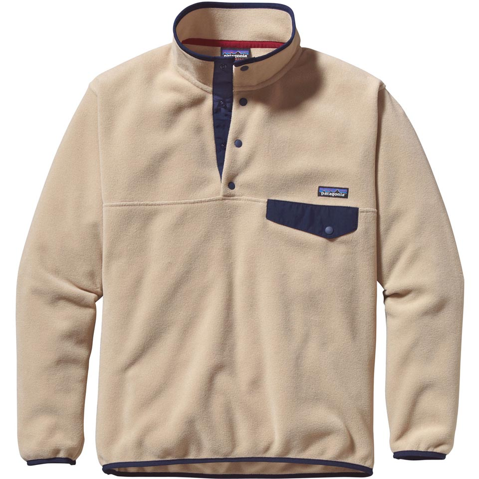 patagonia s synchilla snap t pullover clearance