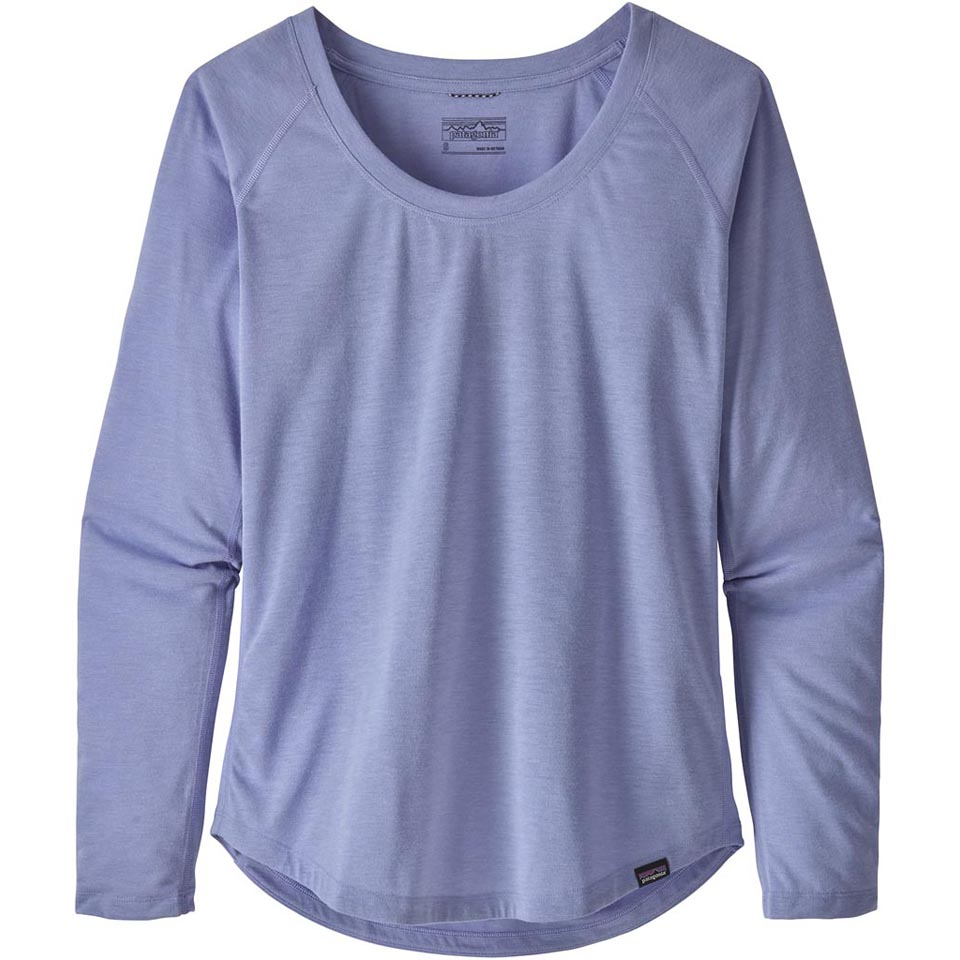 e3d7a465708c Patagonia Women's Long-Sleeved Capilene Cool Trail Shirt