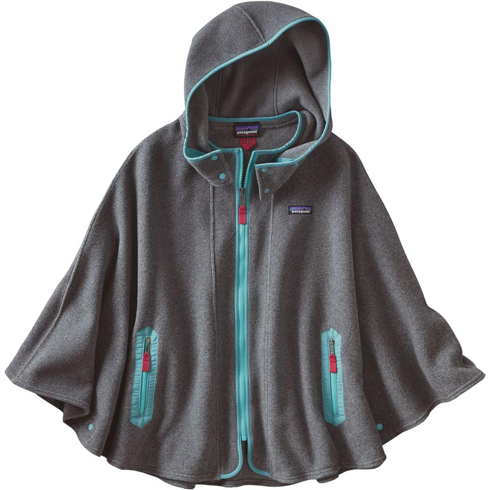 Women's Lightweight Synchilla Poncho (Close-Out)