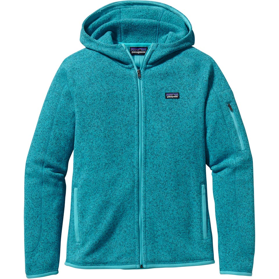 Women's Better Sweater Full-Zip Hoody (2015)