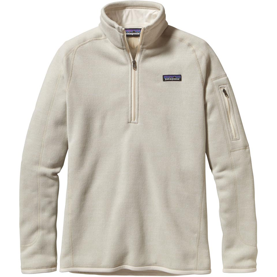 Women's Better Sweater 1/4 Zip CLEARANCE