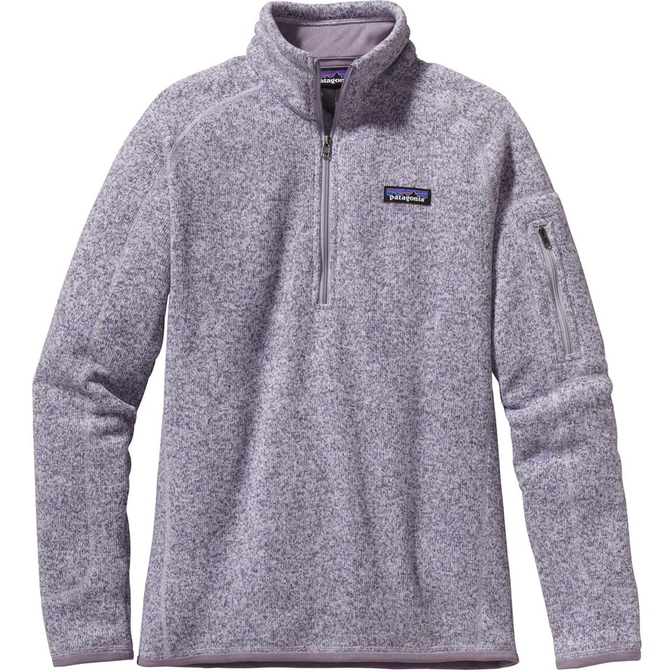 Women's Better Sweater 1/4 Zip (2015)