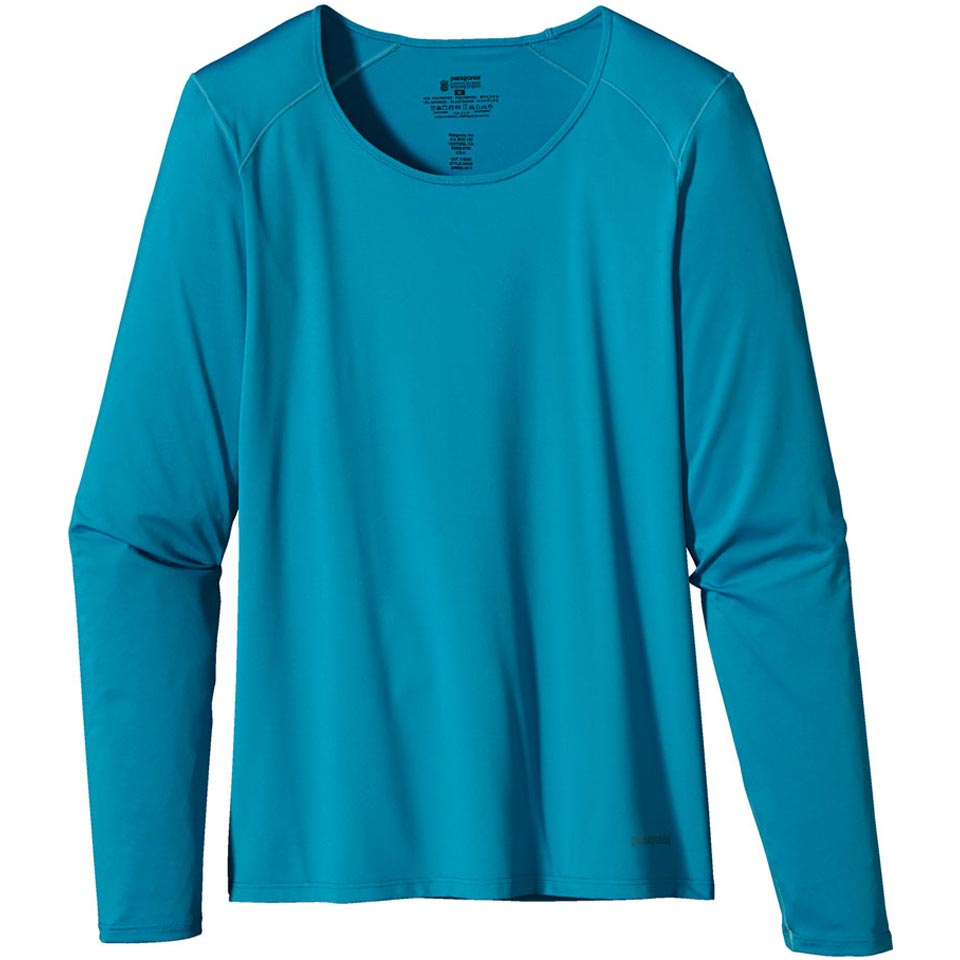 Women's Capilene 1 SW Stretch Crew (Close-Out)
