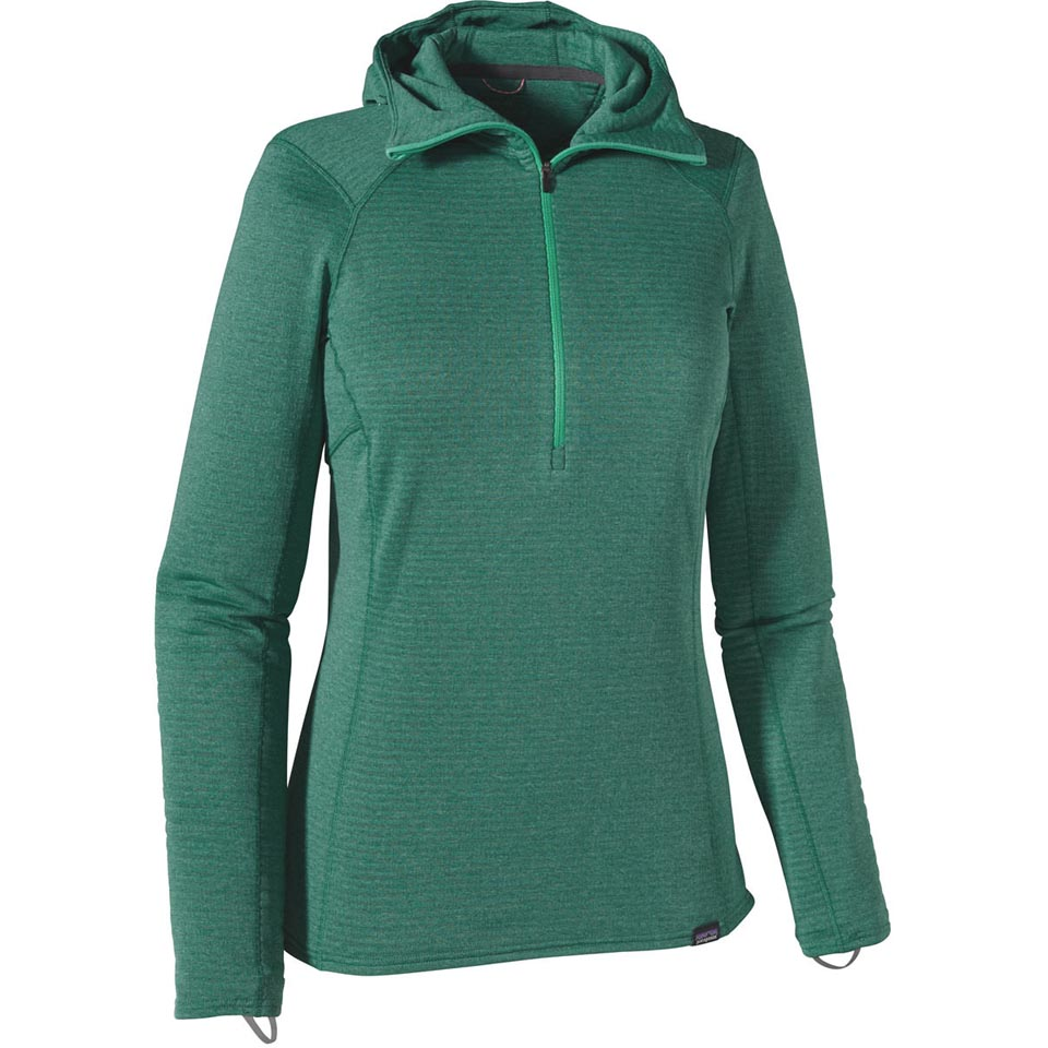 Women's Capilene Thermal Weight Zip-Neck Hoody CLEARANCE