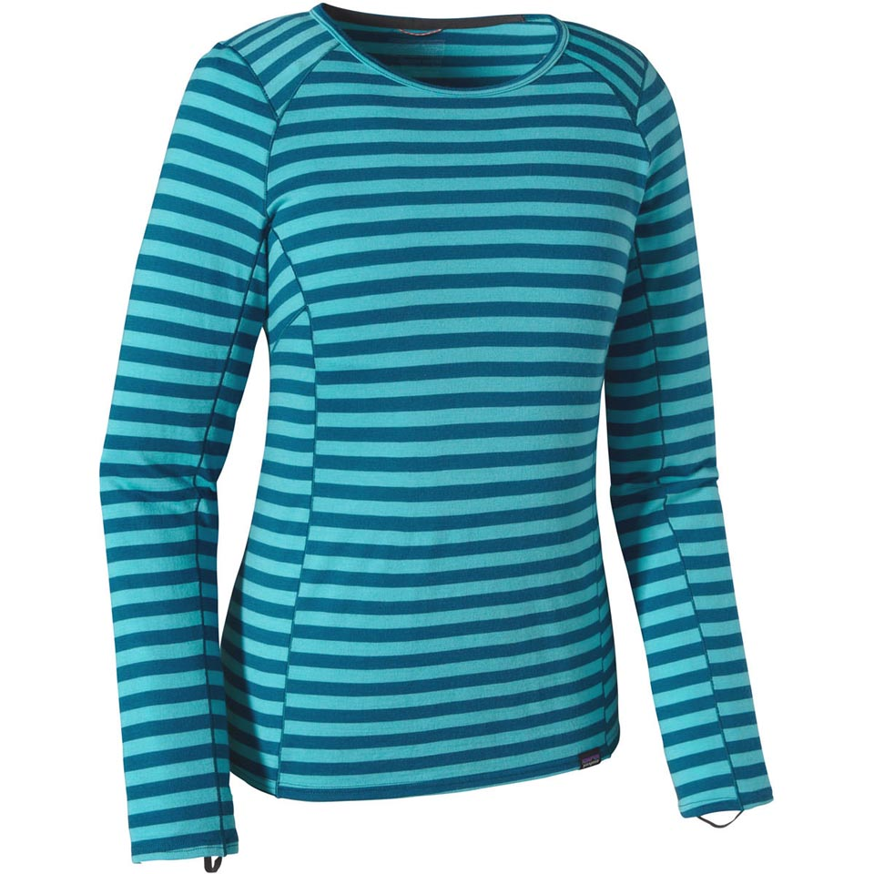 Women's Merino Thermal Weight Crew (Old Style)
