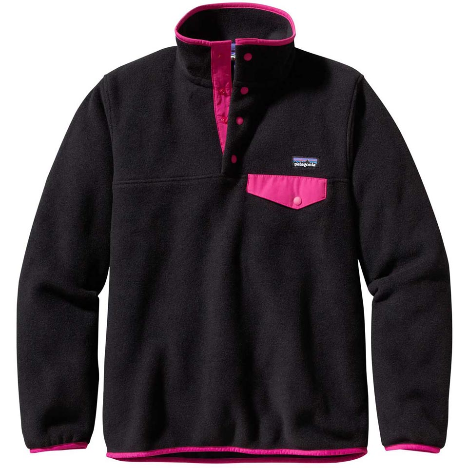 Women's Synchilla Lightweight Snap-T Pullover