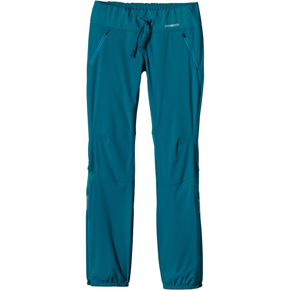 Women's Wind Shield Hybrid Soft Shell Pants (2015)