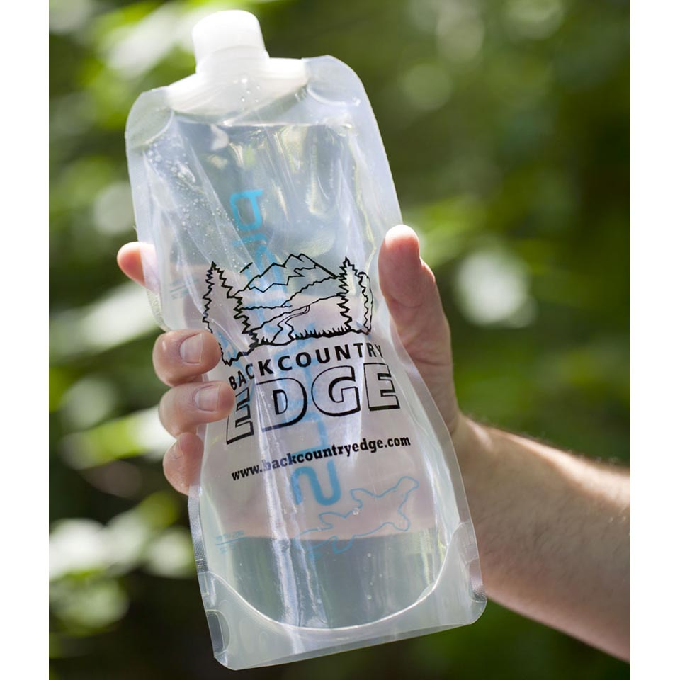 Backcountry Edge 1.0L Platy Bottle