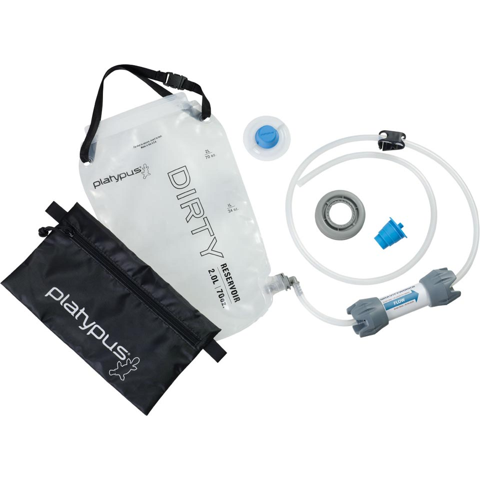 Platypus Gravityworks 4 0l Filter System Backcountry Edge