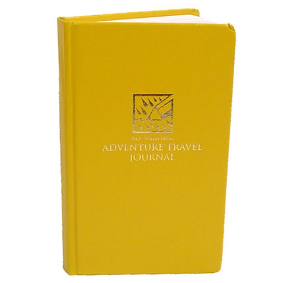 Adventure Travel Journal