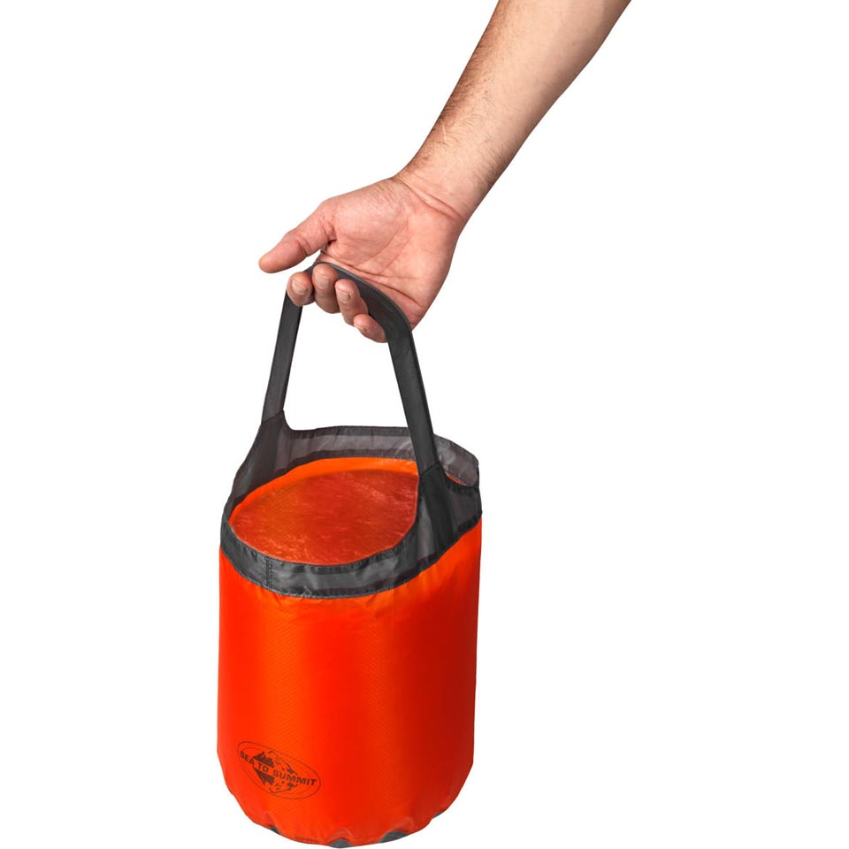 Ultra-Sil Folding Bucket