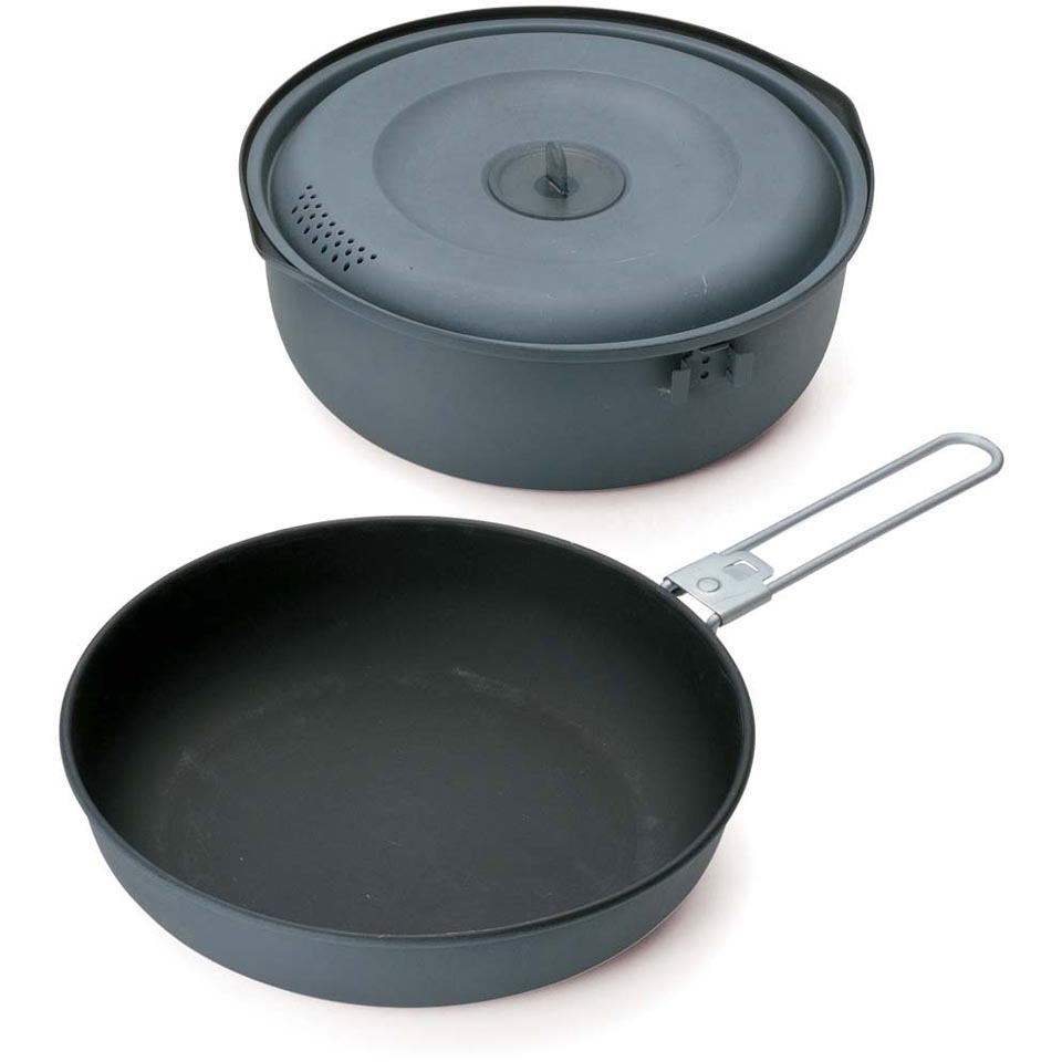 Mountain 1500 Aluminum Cookset
