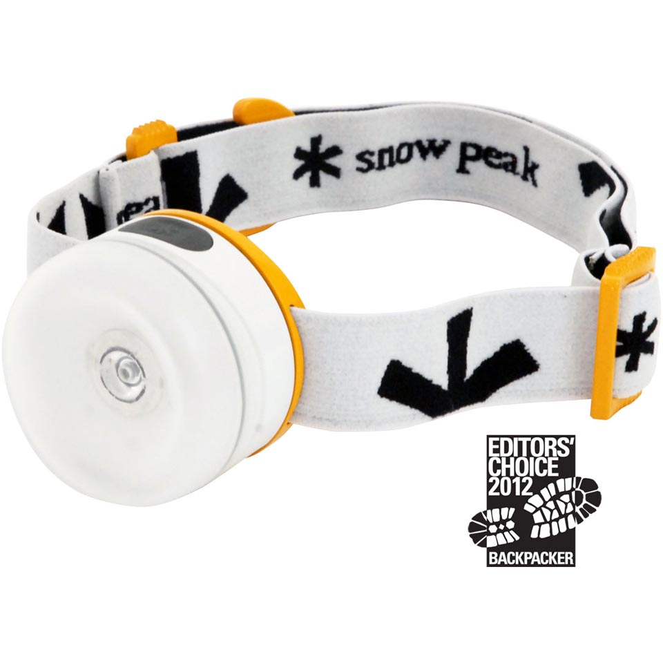 SnowMiner LED Headlamp