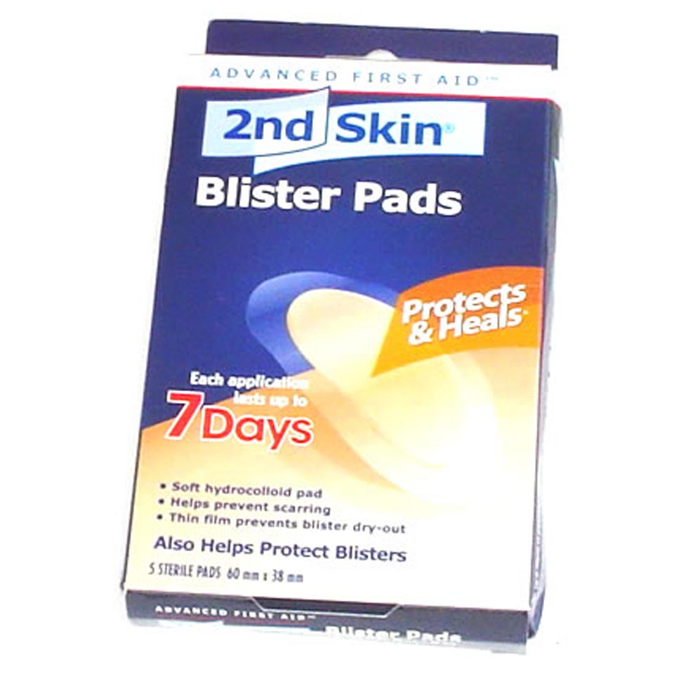 2nd Skin Blister Pads