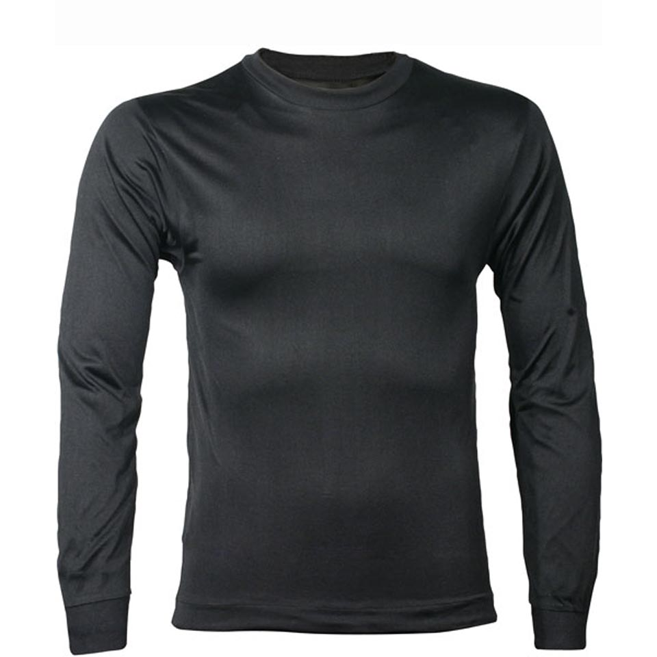 Men's Filament Jersey Silk Crew