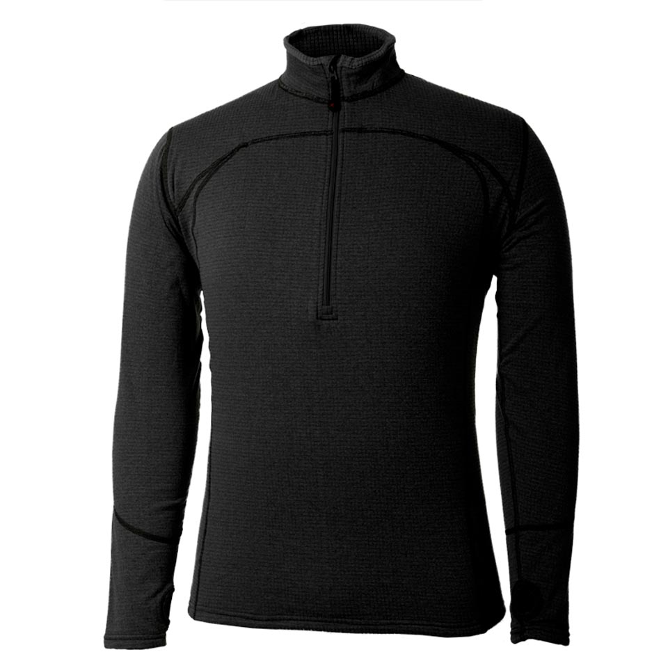 Men's Geo Fleece Half Zip